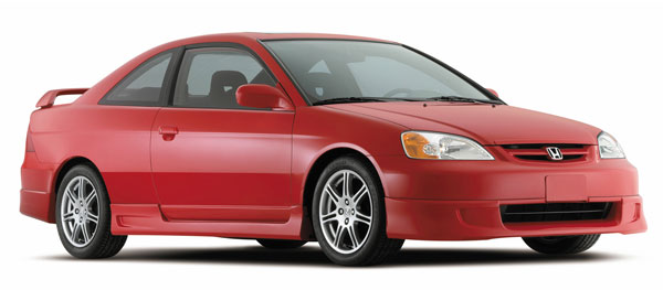 Honda Civic Coupe VII