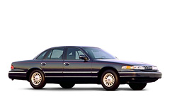 Ford Crown Victoria II