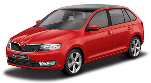 Skoda Rapid Spaceback