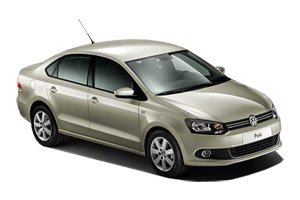 Volkswagen Polo V Sedan