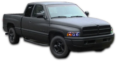 Dodge Ram 1500 (BR/BE)