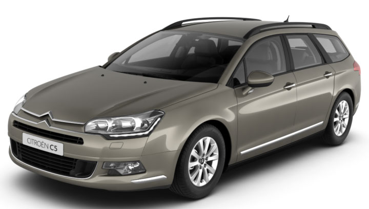 Citroen C5 II Tourer